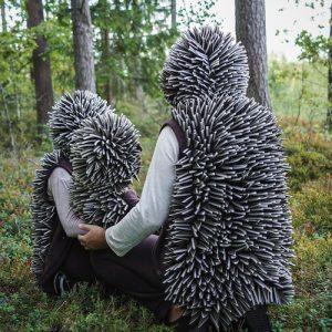 hedgehog pretend play