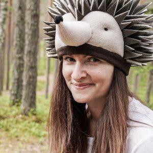 hedgehog costume adults