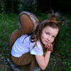 squirrel costume for girls