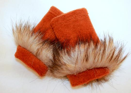 squirrel costume for children