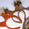 squirrel costume details
