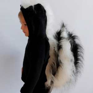 skunk costume for kids