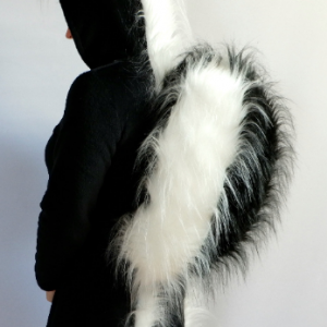 skunk costume for adults