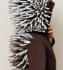 hedgehog costume idea