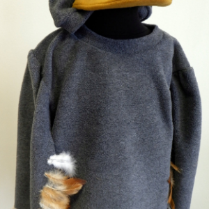 ugly duckling costume for kids