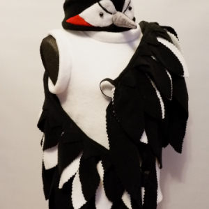 woodpecker costume