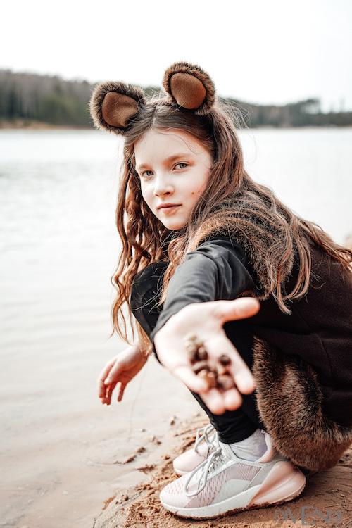 bear costume for kids