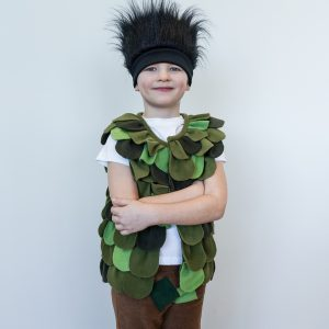 trolls branch costume
