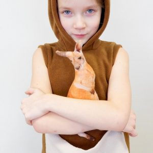 kangaroo costume for kids