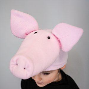 pig costume for kids