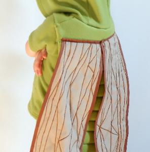 grasshopper costume for kids