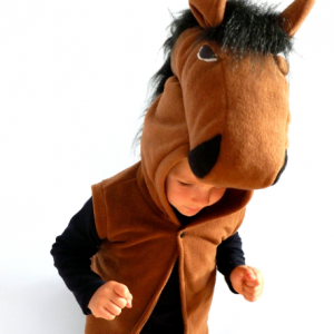 horse costume for kids