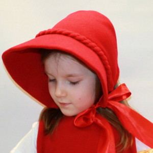 a little red riding hood costume
