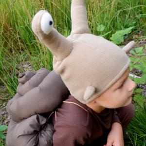 snail costume for kids