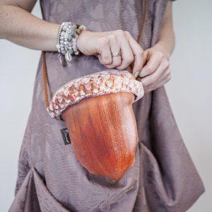 acorn costume