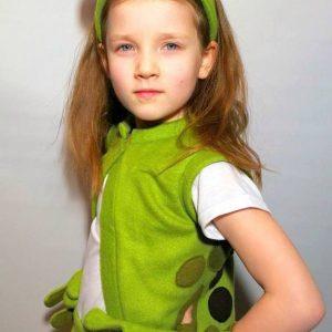 frog costume for girls