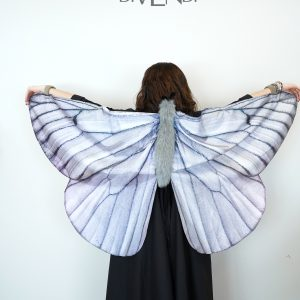 gray moth costume for adults