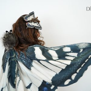 swallowtail butterfly costume