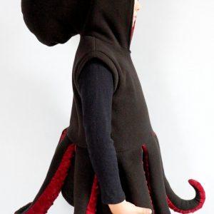 octopus dress up