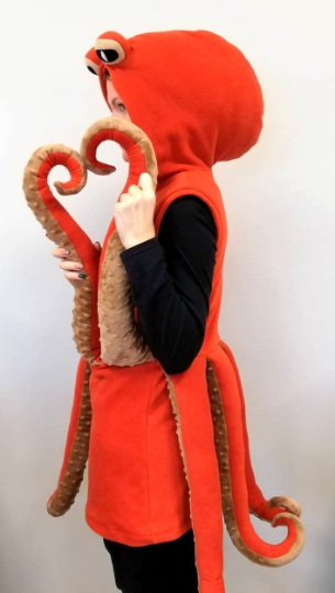 octopus costume for adults