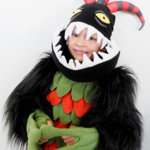 demon costume for kids