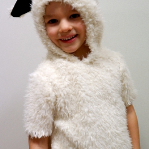 goat costume for kids