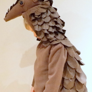 pangolin costume for kids
