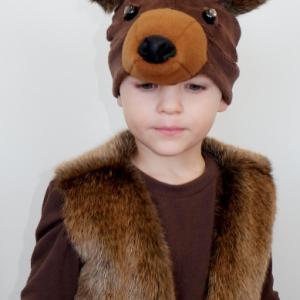 realistic bear costume