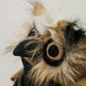 brown owl costume