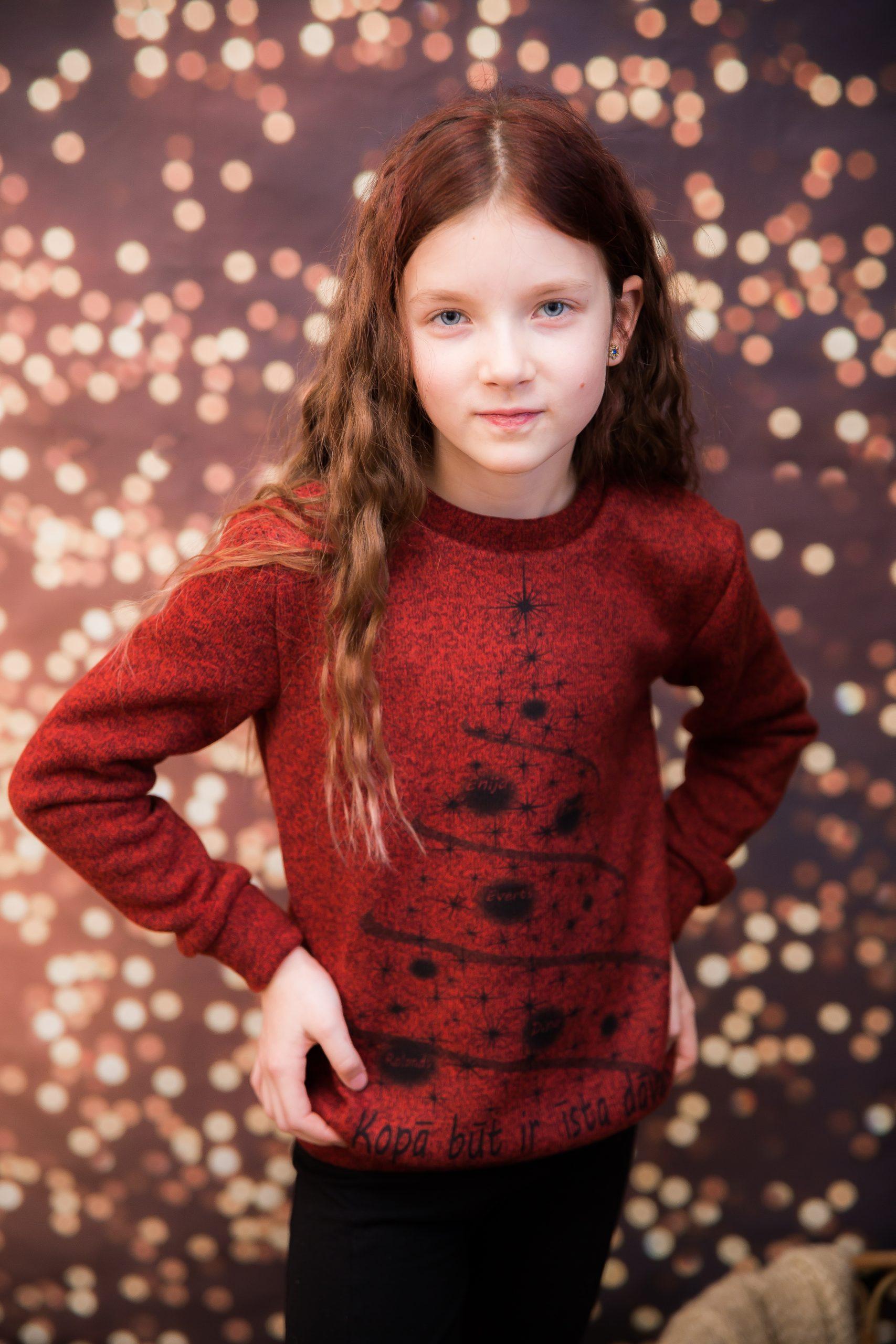 divendi personalized sweater