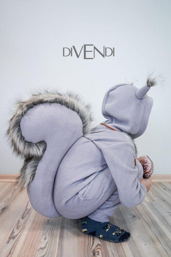 squirrel onesie for kids