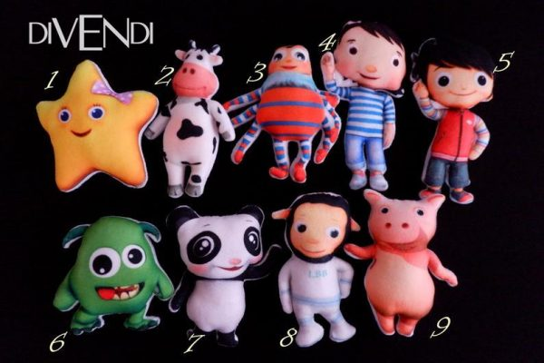 little baby bum toys