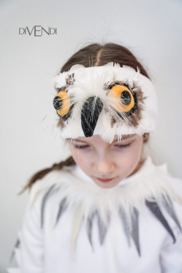 snow owl costume