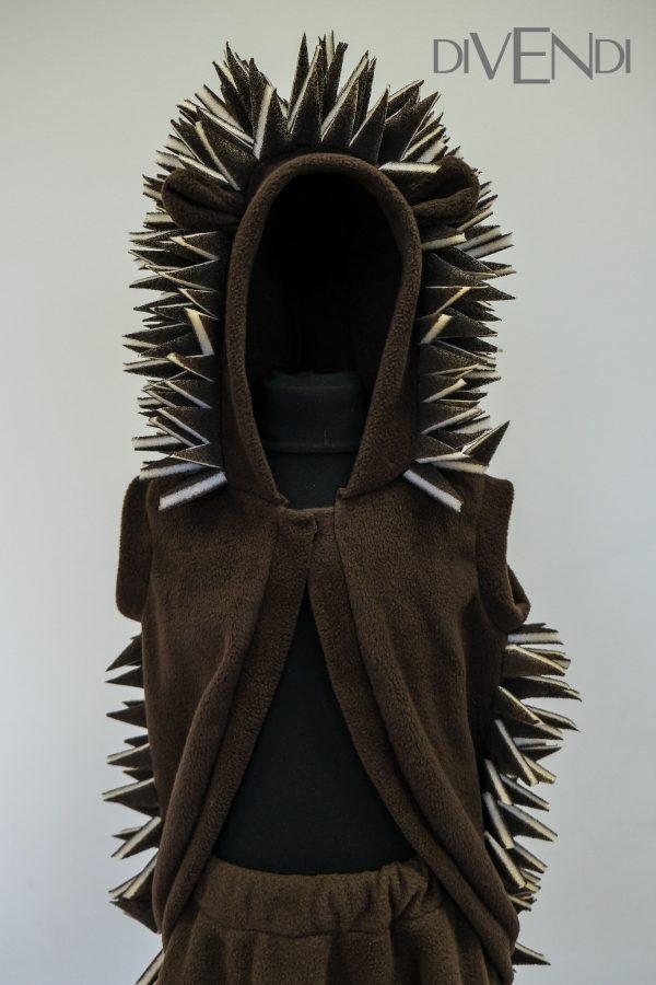 hedgehog costume for girls