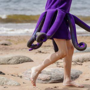 octopus dress for kids