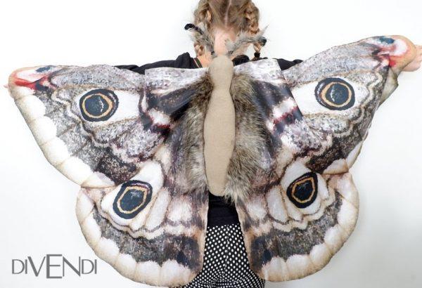 moth costume for kids