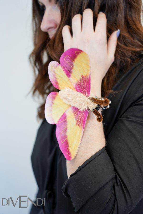 pink butterfly costume