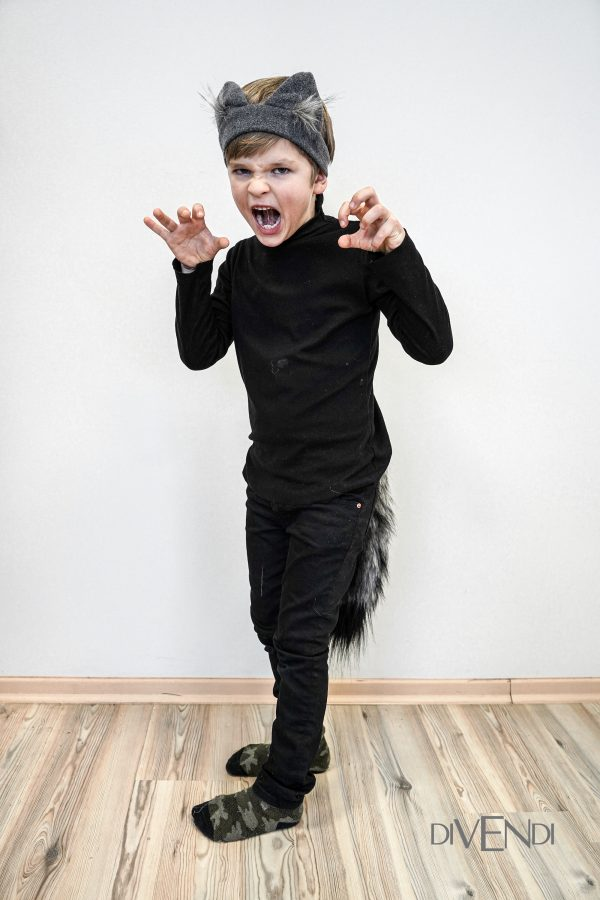wolf costume for kids