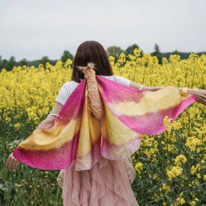 pink moth costume