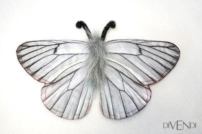 gray moth costume