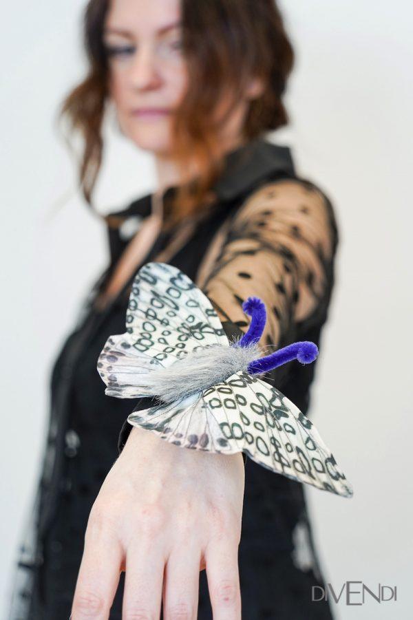 leopard moth costume