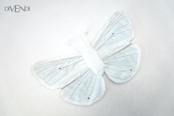 white moth costume