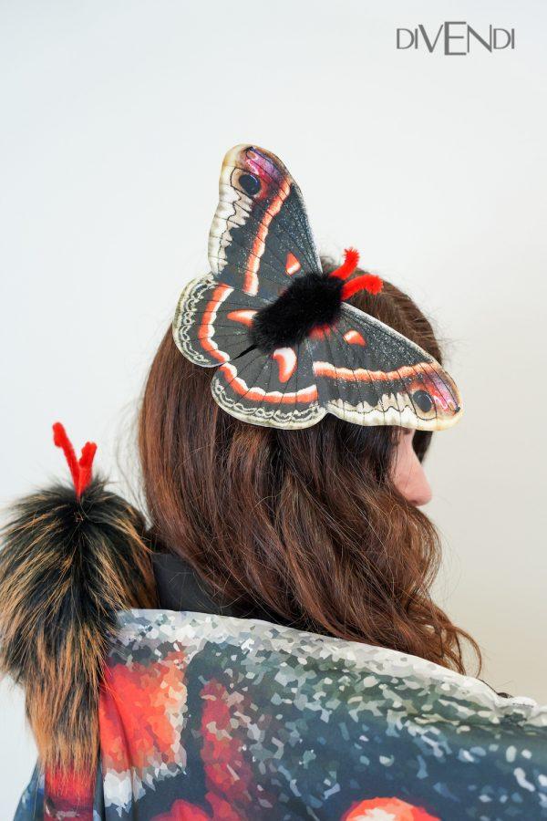 silk moth costume