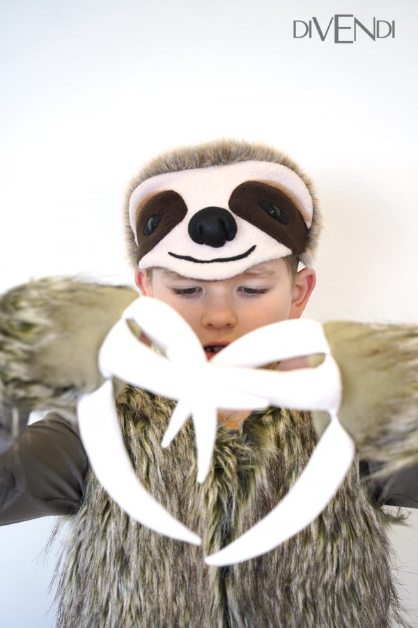 sloth costume for kids