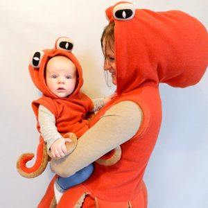 octopus costume for baby