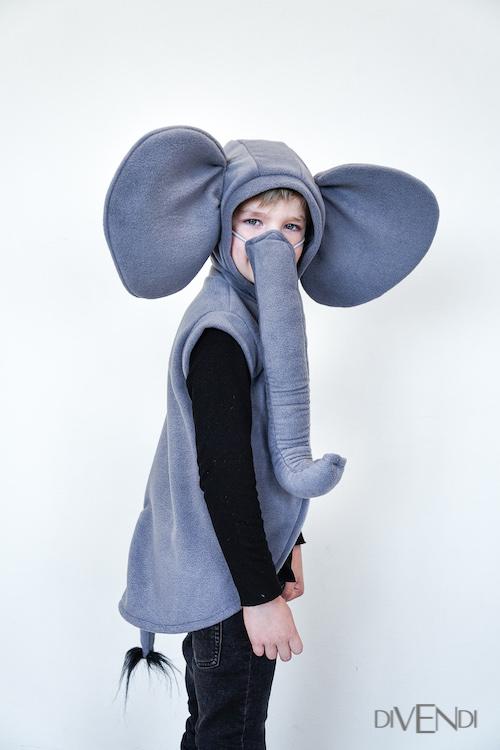 elephant costume idea