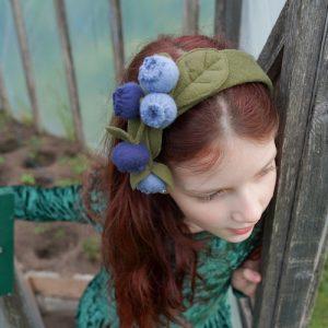 blueberry costume
