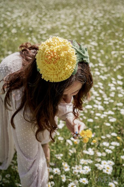 dandelion costume