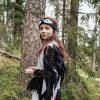 woodpecker costume for girls