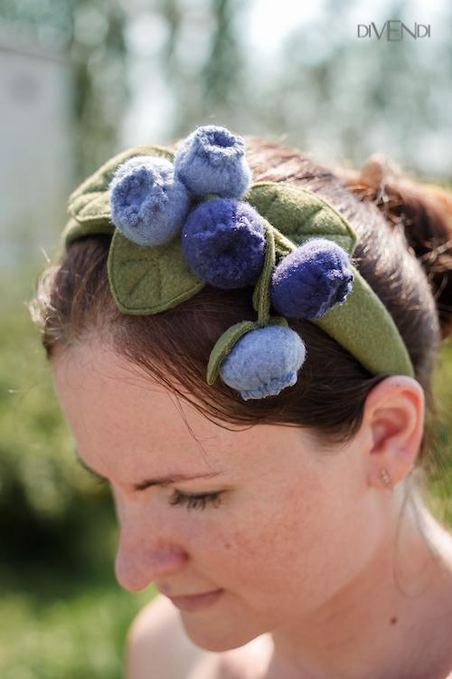 blueberry costume idea
